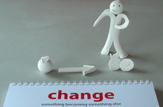 Clay Concepts of Change
